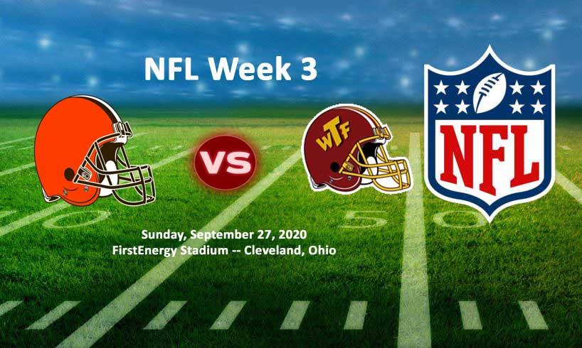 Cleveland-Browns-vs-Washington-Football