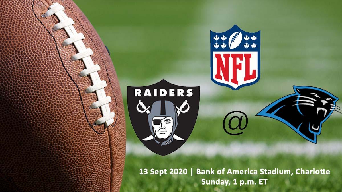 Las-Vegas-Raiders-at-Carolina-Panthers