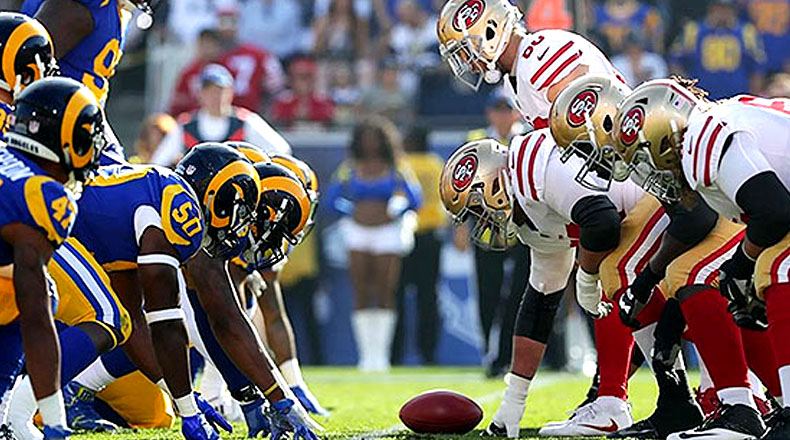 49ers vs Ram, Week 12, Live Stream