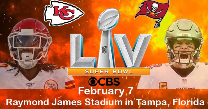 How to Watch Chiefs vs Buccaneers Live Stream